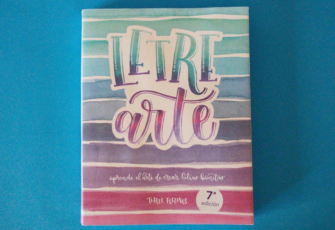 letrearte libro de lettering
