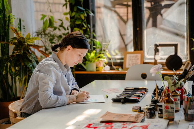 Brush Pen: Los Mejores Rotuladores para Lettering